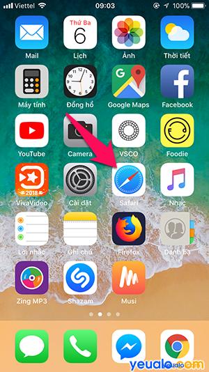 Chặn thông báo cập nhật iOS 1
