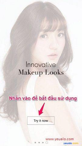"""Hướng dẫn gắn râu vào ảnh bằng phần mềm Makeup Plus theo trào lưu """"Soái Ca"""" 1"""