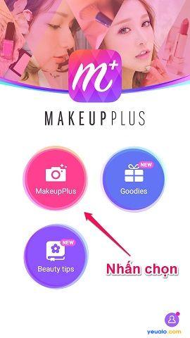 """Hướng dẫn gắn râu vào ảnh bằng phần mềm Makeup Plus theo trào lưu """"Soái Ca"""" 2"""