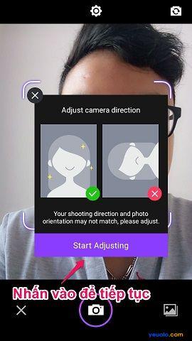 """Hướng dẫn gắn râu vào ảnh bằng phần mềm Makeup Plus theo trào lưu """"Soái Ca"""" 4"""