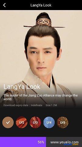 """Hướng dẫn gắn râu vào ảnh bằng phần mềm Makeup Plus theo trào lưu """"Soái Ca"""" 7"""