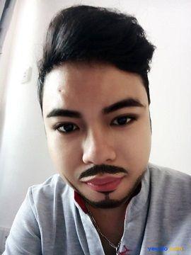 """Hướng dẫn gắn râu vào ảnh bằng phần mềm Makeup Plus theo trào lưu """"Soái Ca"""" 8"""
