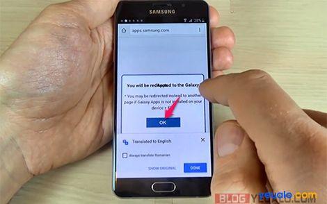 Cách xóa xác minh tài khoản Google các máy Samsung Galaxy 2016 5