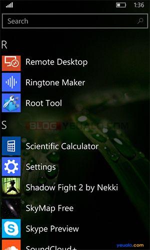 Hướng dẫn Interop Unlock Windows Phone 8.1, Windows 10 Mobile không cần máy tính