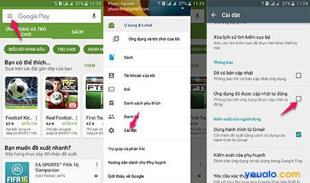 Điện thoại Android báo bộ nhớ đầy thì phải làm sao 4
