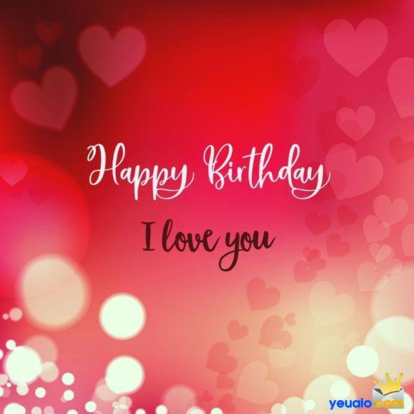 Lời chúc mừng sinh nhật hay cho bạn gái