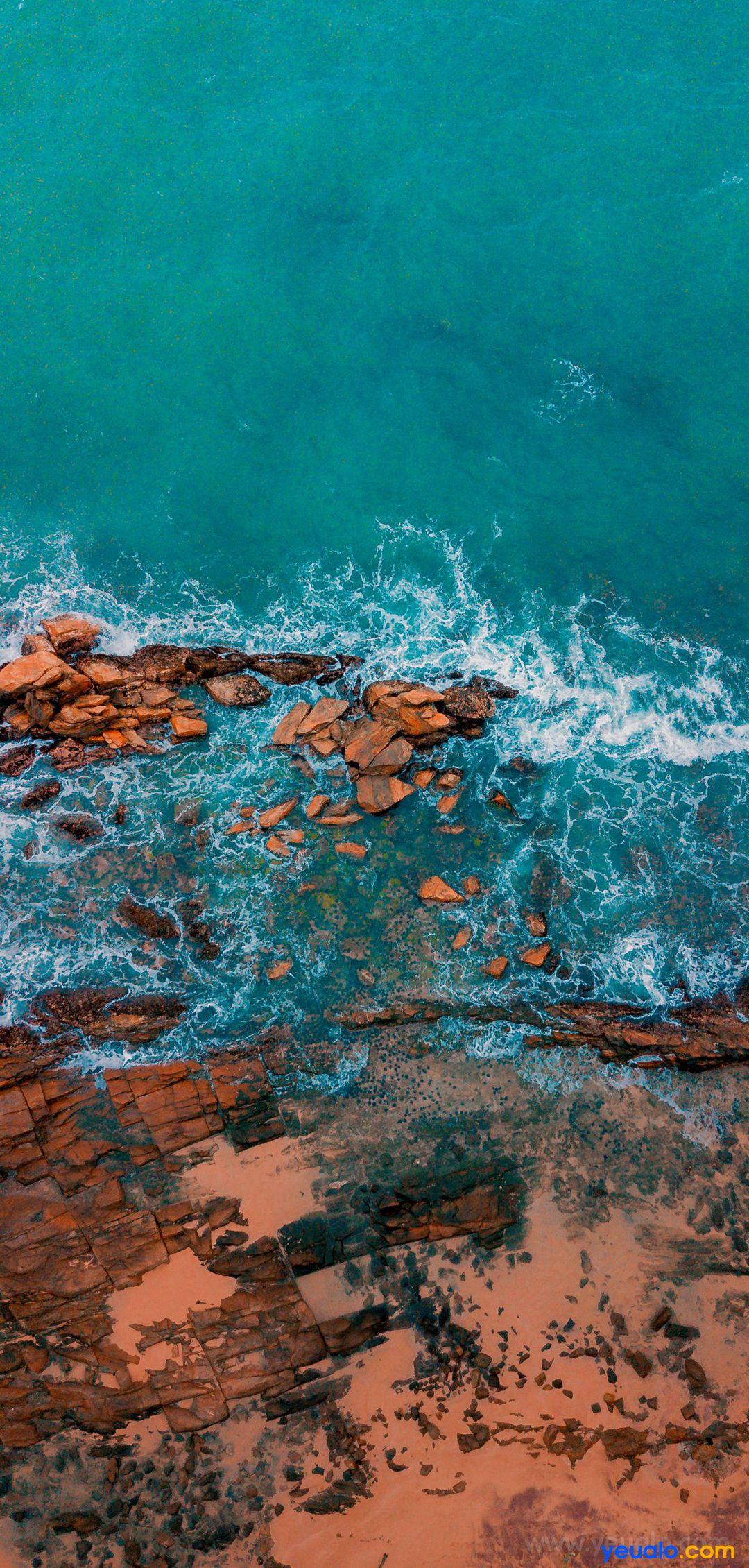 Hình nền điện thoại về biển thiên nhiên đẹp nhất 13