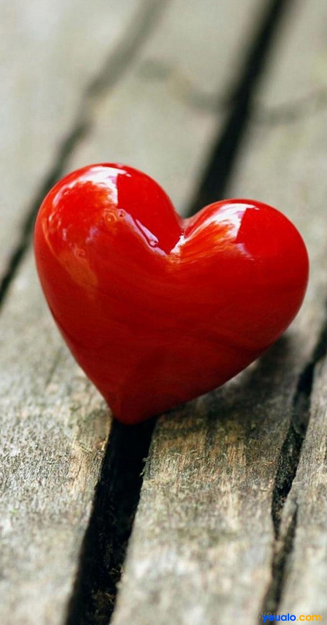 Hình nền điện thoại hình trái tim đẹp 18