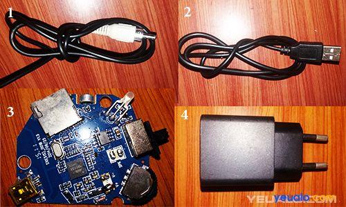 Hướng dẫn biến loa thường thành loa không dây Bluetooth 1