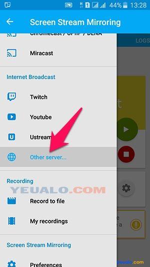 Hướng dẫn cách live stream màn hình điện thoại lên Facebook 4