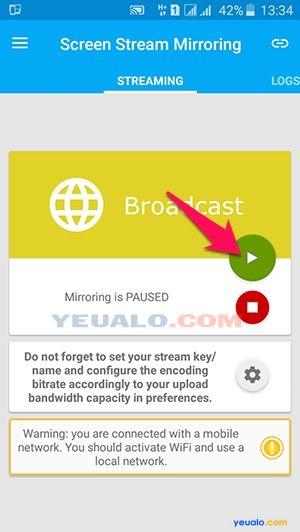 Hướng dẫn cách live stream màn hình điện thoại lên Facebook 7