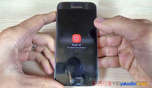 Cách phá mật khẩu khóa màn hình điện thoại Samsung Galaxy 1