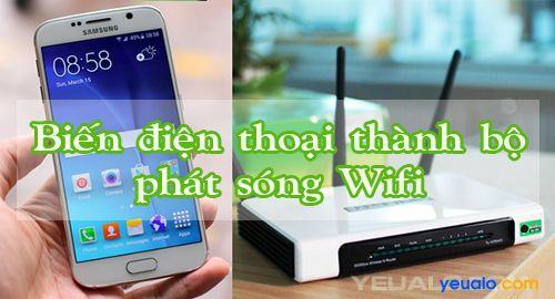 Cách phát Wifi từ Samsung j2 pro, j3, j4+, j5, j6, j7 Prime, j8, a6, a7, a8+, a9…