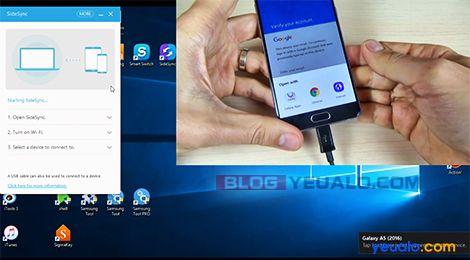 Cách xóa xác minh tài khoản Google cho điện thoại Samsung Galaxy mới nhất 1