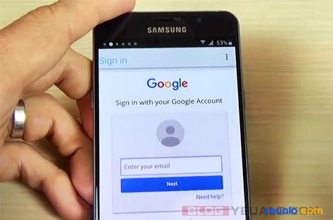 Cách xóa xác minh tài khoản Google cho điện thoại Samsung Galaxy mới nhất 11