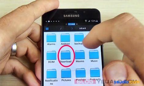 Cách xóa xác minh tài khoản Google cho điện thoại Samsung Galaxy mới nhất 3