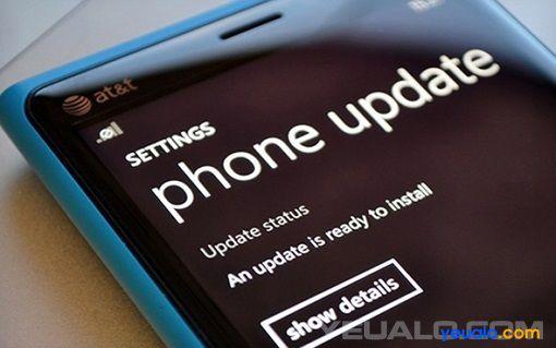 Hướng dẫn cập nhật hệ điều hành điện thoại Windows Phone lên phiên bản mới nhất