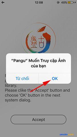 Hướng dẫn jailbreak iOS 9.0 – 9.0.2 trên Windows bằng Pangu9 8