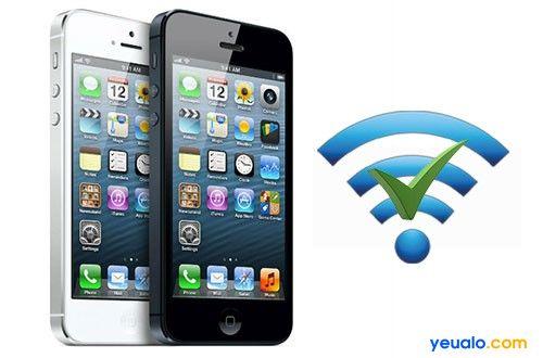 Khắc phục lỗi Smartphone không vào được Wi-fi