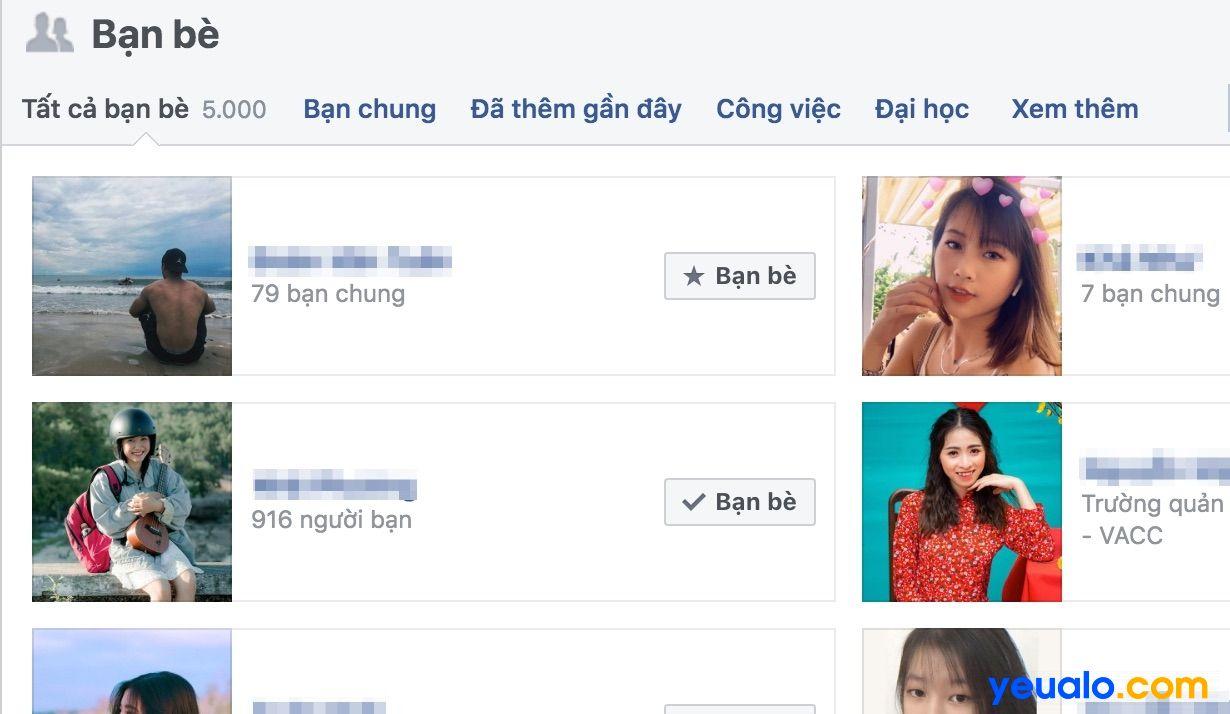 Không gửi được lời mời kết bạn trên Facebook và cách khắc phục?