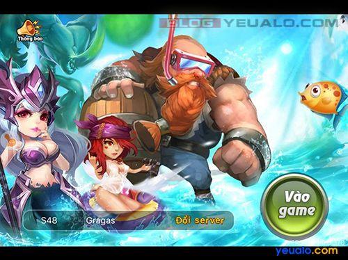 LOL Arena – Game giống với game Liên Minh Huyền Thoại trên điện thoại