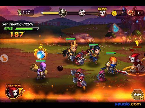 LOL Arena – Game giống với game Liên Minh Thuyền Thoại trên điện thoại 7
