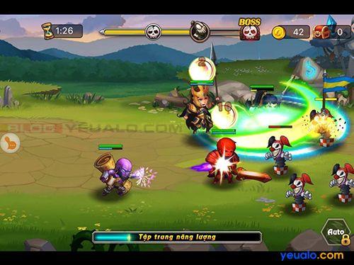 LOL Arena – Game giống với game Liên Minh Thuyền Thoại trên điện thoại 8