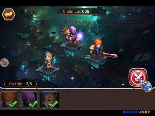 LOL Arena – Game giống với game Liên Minh Thuyền Thoại trên điện thoại 3