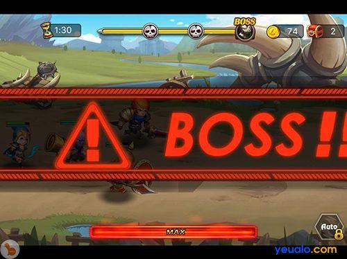 LOL Arena – Game giống với game Liên Minh Thuyền Thoại trên điện thoại 4
