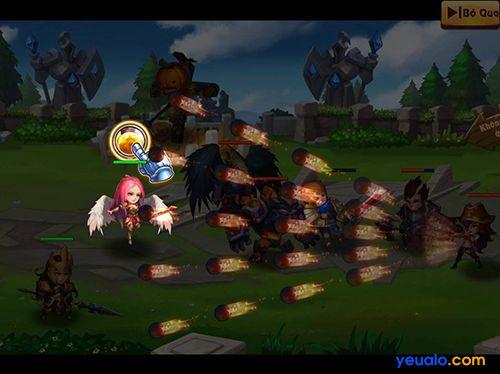 LOL Arena – Game giống với game Liên Minh Thuyền Thoại trên điện thoại 5