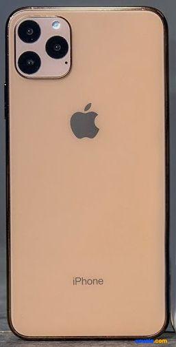 Tải hình nền mặt sau giả iPhone 11 Pro Max về