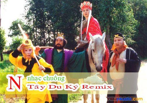 Nhạc chuông Tây Du Ký Remix