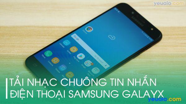 Nhạc chuông tin nhắn Samsung