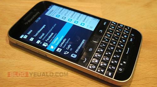 Tại sao bạn nên dùng BlackBerry để đảm bảo thông tin