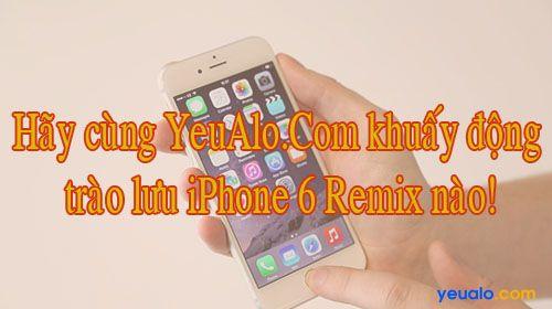 Nhạc chuông iPhone 6 Remix V3