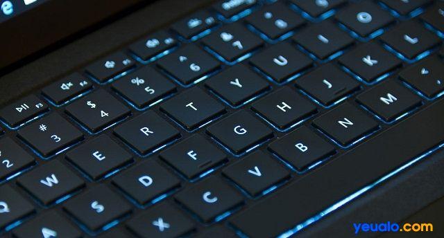 Bàn phím laptop không gõ được có thể là do bị khóa