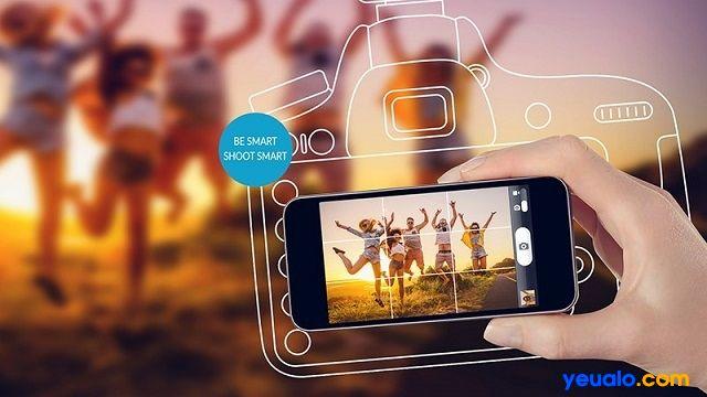 Cách chụp ảnh đẹp bằng điện thoại bạn không thể bỏ qua