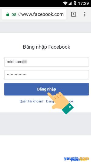 Cách xem ai vào Facebook của mình nhiều nhất ngay trên điện thoại