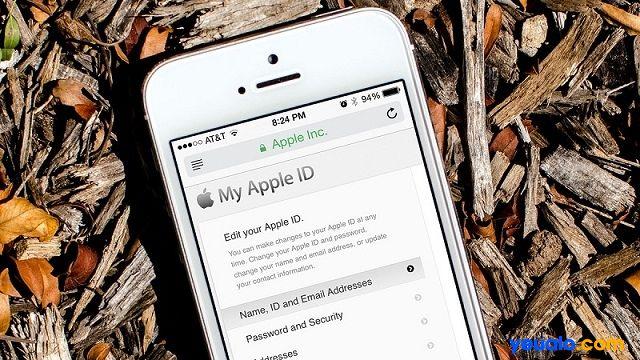 Cách lấy lại mật khẩu Apple ID nhanh nhất