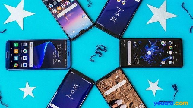 Nên chọn các thương hiệu điện thoại có tên tuổi