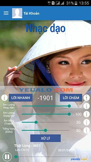 iKara - Phần mềm hát Karaoke hay nhất trên điện thoại 3
