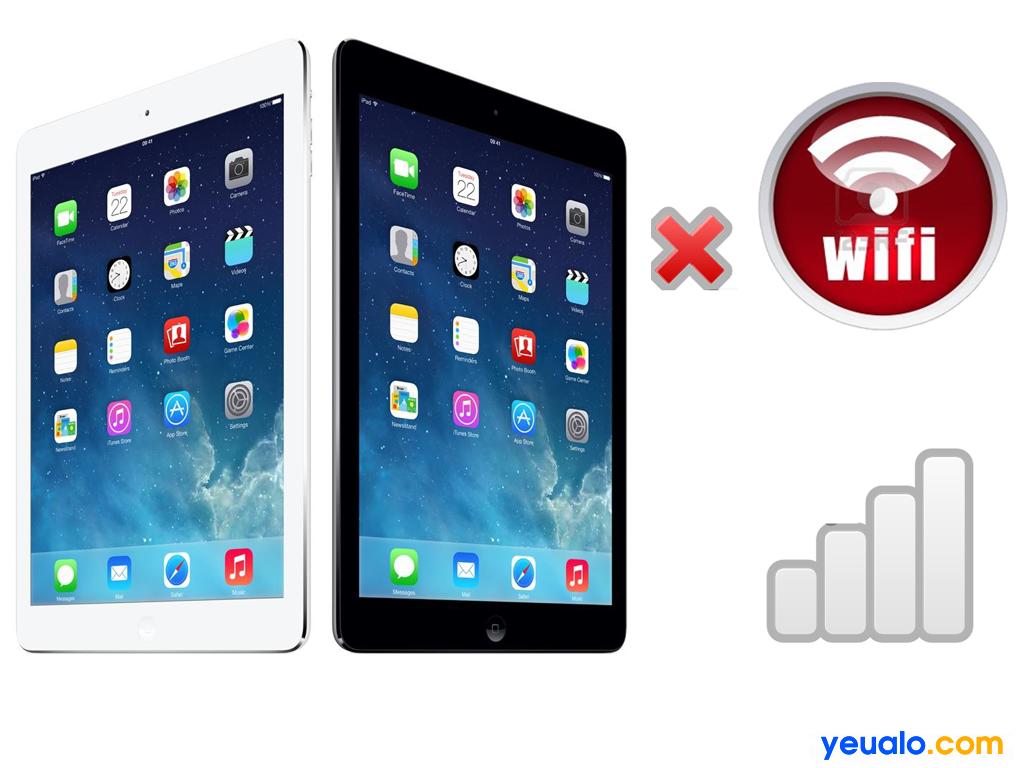 Cách khắc phục iPhone bắt sóng Wifi yếu