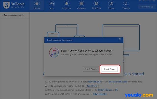 Sử dụng phần mềm để kiểm tra tình trạng pin nguyên zin của iPhone