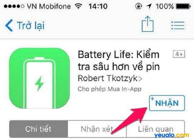 3 cách kiểm tra pin iPhone có bị chai hay chưa