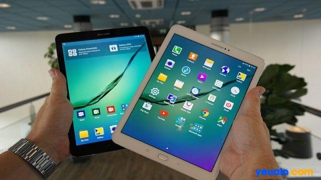 Máy tính bảng Samsung có thể khắc phục hiện trạng bị đơ nếu gặp vấn đề về ứng dụng