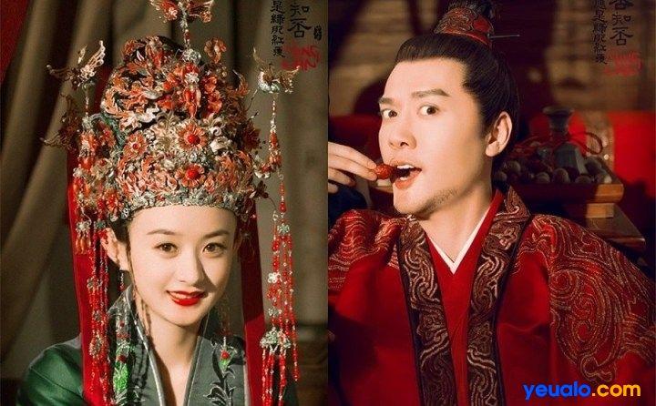 Top 24 phim ngôn tình Trung Quốc hay nhất 2020