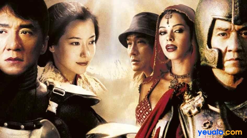 Top 24 phim xuyên không Trung Quốc hay nhất 2020