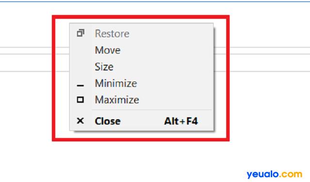 Bạn có thể dùng tổ hợp phím tắt để phóng to màn hình máy tính