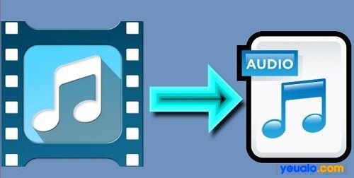 Tách âm thanh video trực tuyến