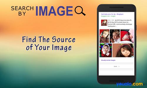 Việc tìm kiếm bằng hình ảnh thường khó hơn so với tìm kiếm thông tin thường